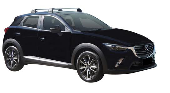 mazda cx3 suv 2015 normales dach. Black Bedroom Furniture Sets. Home Design Ideas