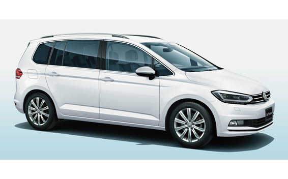 volkswagen touran 5 t mpv 2016 dachreling. Black Bedroom Furniture Sets. Home Design Ideas
