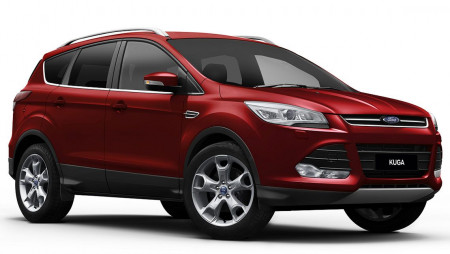 ford kuga 5 door suv 2013 dachreling. Black Bedroom Furniture Sets. Home Design Ideas