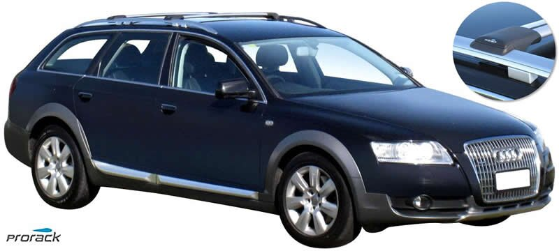 dachtr ger f r audi a6 allroad 2006 s55 autos mit. Black Bedroom Furniture Sets. Home Design Ideas