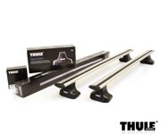 Thule WingBar,  BMW  3-serie, 4-dr Sedan, 05-11,12- , Kit 3028