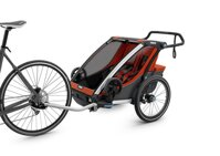 THULE CHARIOT CTS CROSS2, ORANGE