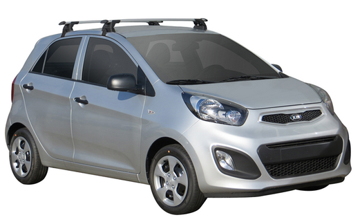 dachtrager whispbar fur kia picanto 5 t hatch 2011. Black Bedroom Furniture Sets. Home Design Ideas