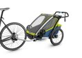 Thule Chariot Sport 2,  Blue & Green