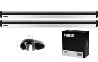 Thule  WingBar EVO  BMW 3-Series Coupe 2006 -, W