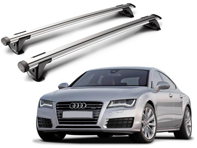 Whispbar Through Träger für AUDI A7 SPORBACK,      K610 mount + S16