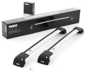 Thule WingBar Edge,  MERCEDES BENZ C-Class, 4-dr Sedan, 07- 13(without glassroof) , Kit 3049