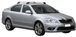 Whispbar für Skodu Octavia 2 sedan, Whispbar