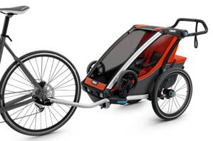 THULE CHARIOT CTS CROSS1, ORANGE